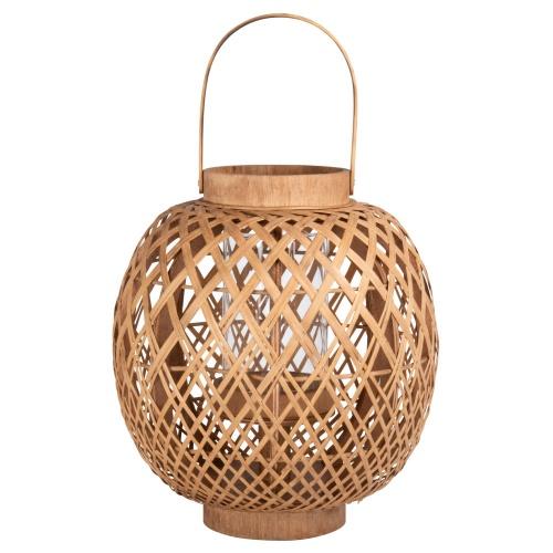 Maison du Monde - Lanterne en bambou