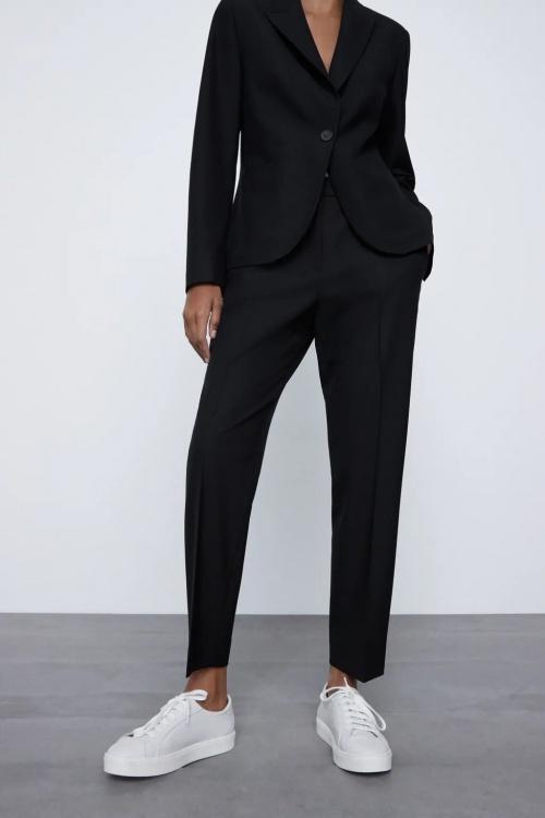 Zara - Pantalon basique