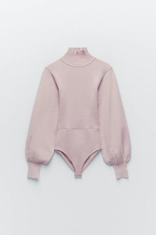 Zara - Body en maille