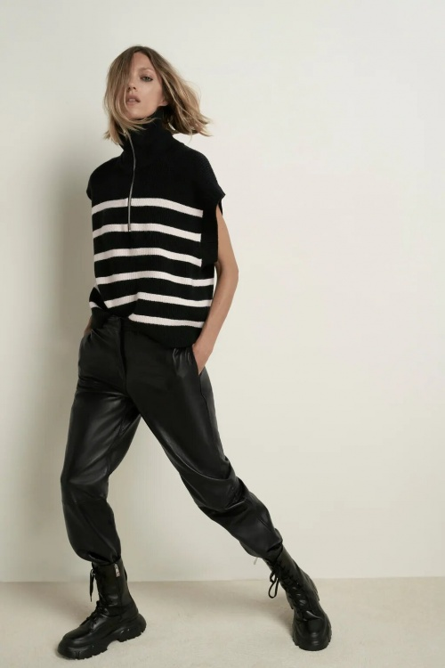 Zara - Gilet sans manche à zip