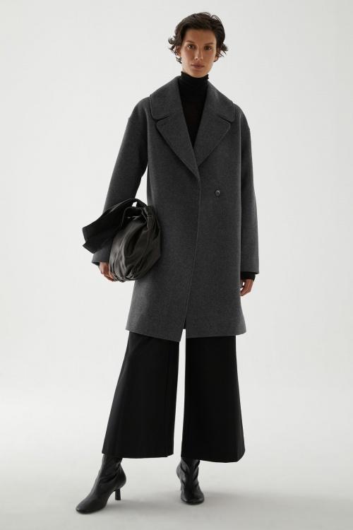 COS - Manteau en laine oversized