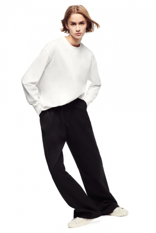 Zara - Pantalon asymétrique