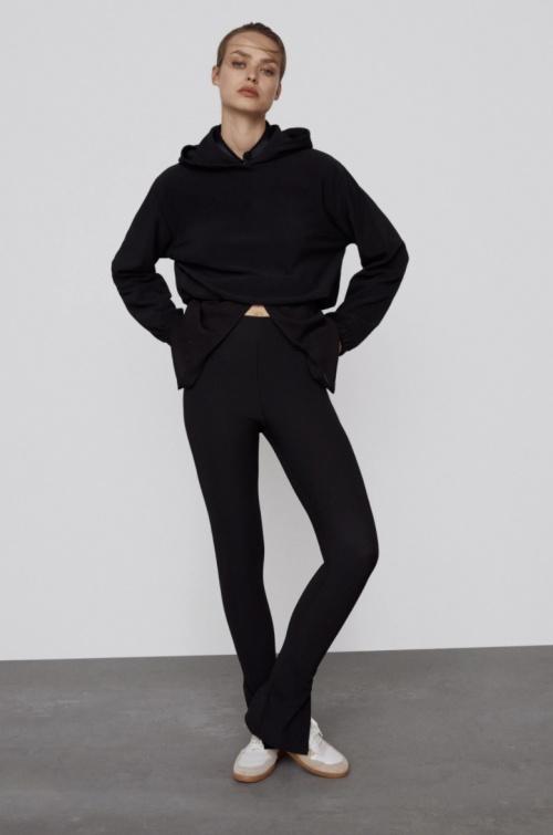 Zara - Legging ottoman