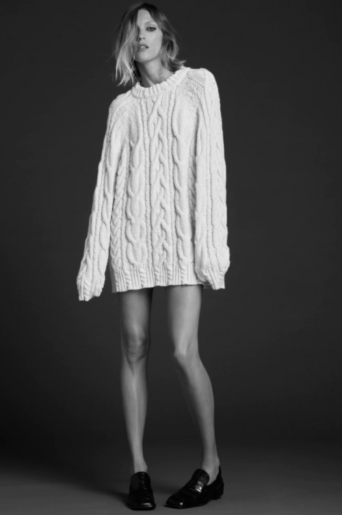 Zara - Pull en jacquard