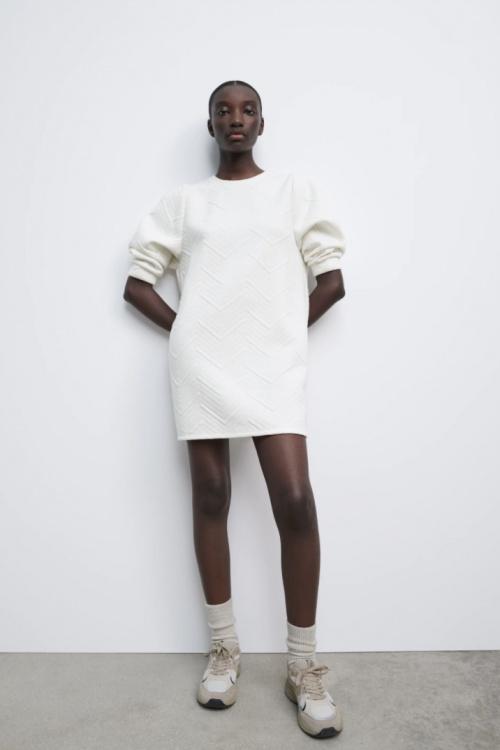 Zara - Robe structurée
