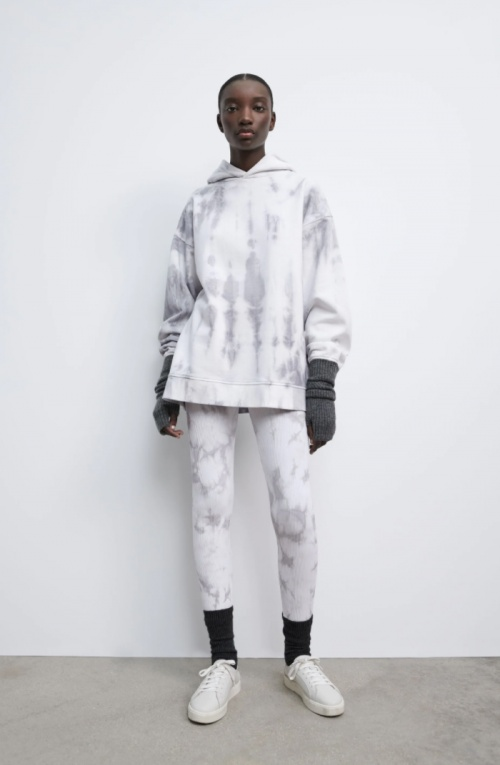 Zara - Sweat tie and dye
