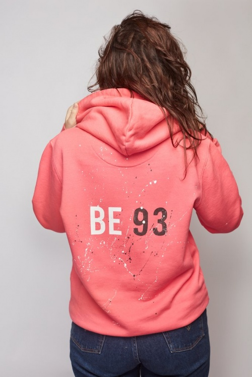 BE - Hoodie solidaire