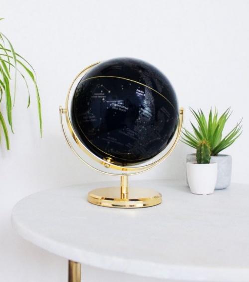 L'avant-gardiste - Globe céleste