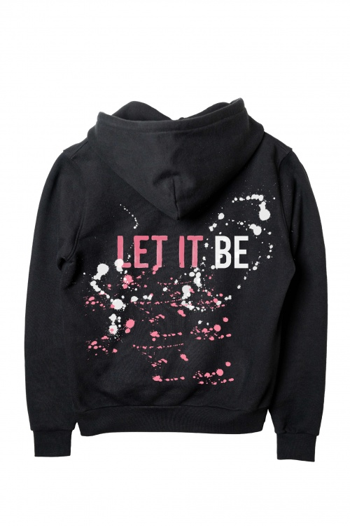 Be  Hoodie personnalisable