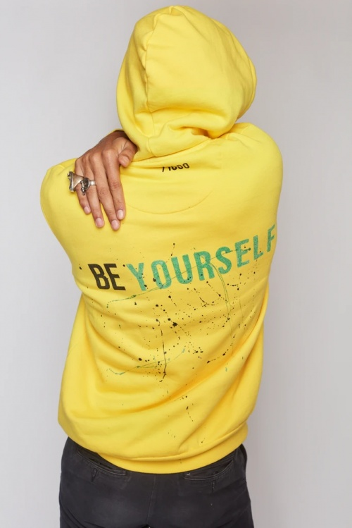 BE - Hoodie personnalisable