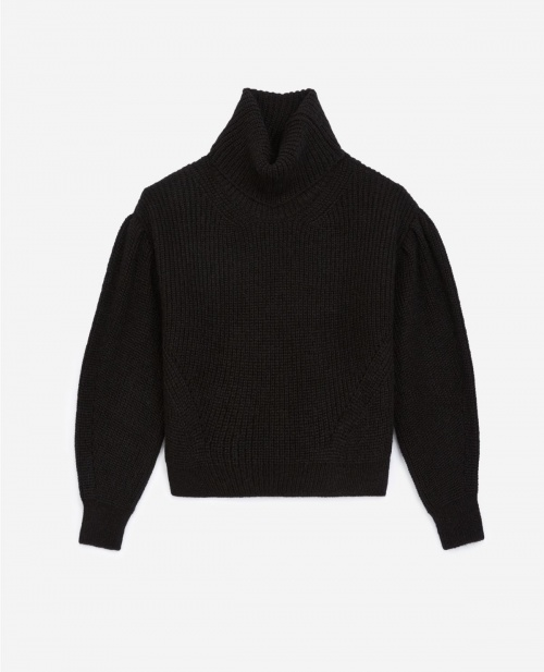 The Kooples - Pull maille col roulé