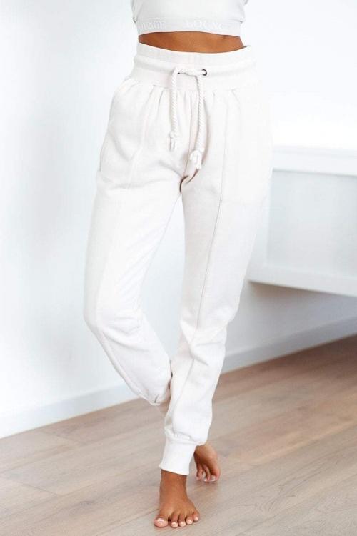 Lounge - Jogging blanc