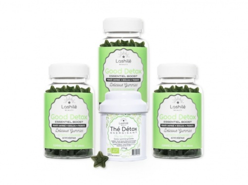 Lashile Beauty - Good Detox Essentiel - 3 mois