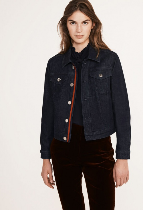 Claudie Pierlot - Veste en jean