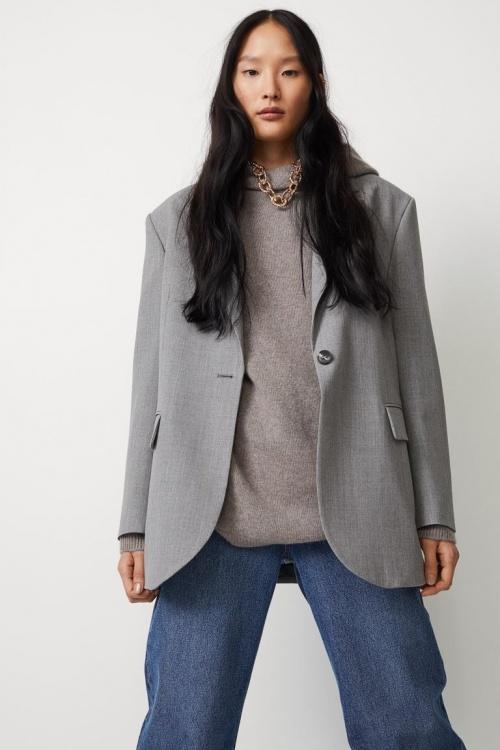 H&M - Blazer en laine