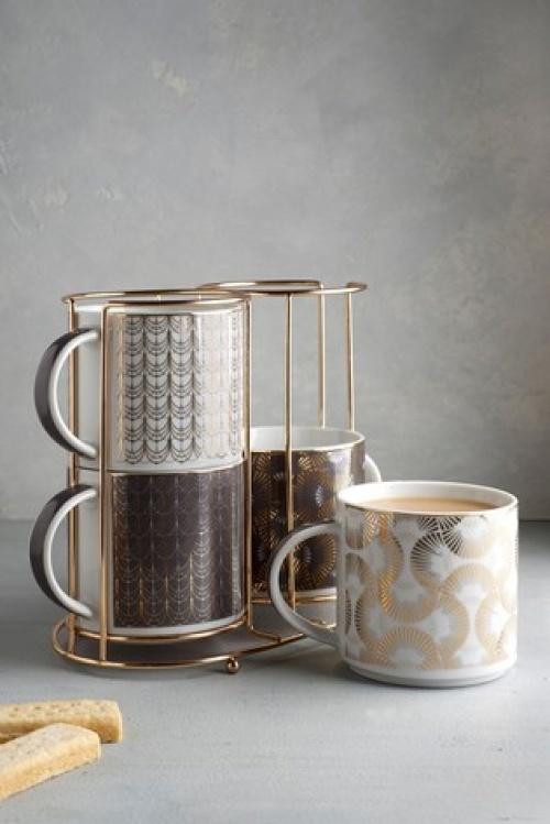 Next - Lot de 4 mugs