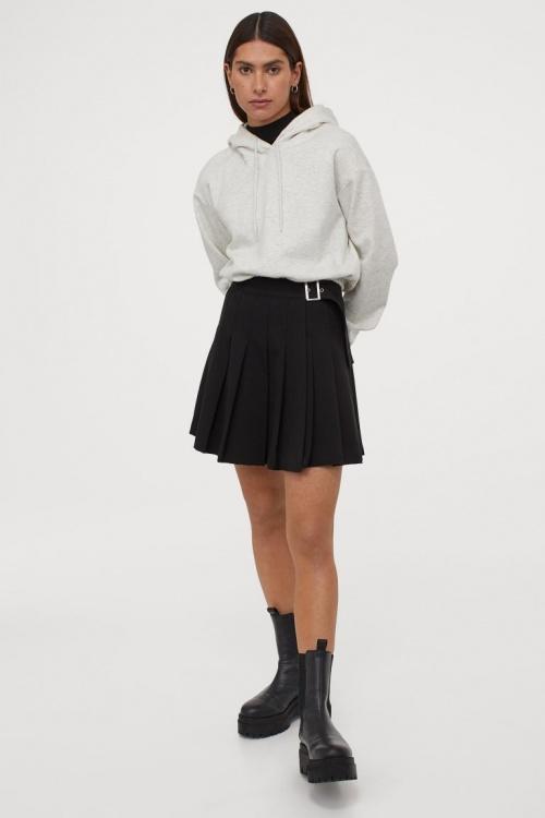 H&M - Jupe plissée