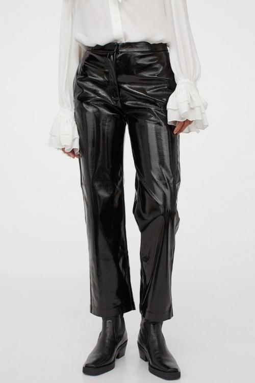 H&M - Pantalon en vinyle