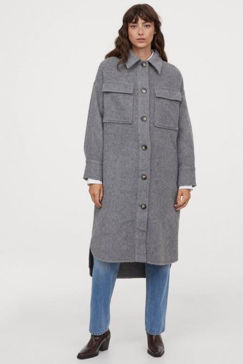 H&M - Manteau en laine