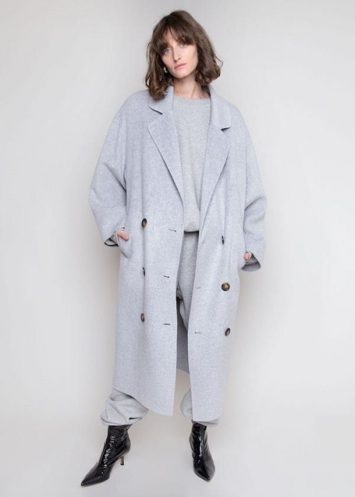 The Frankie Shop - Manteau en laine