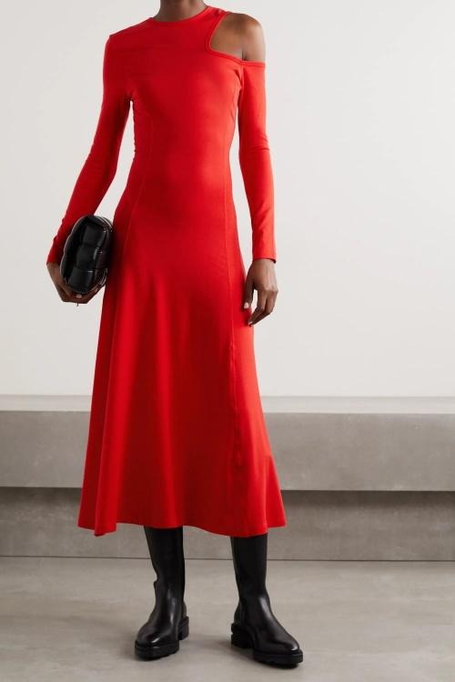 Ninety Percent - Robe asymétrique