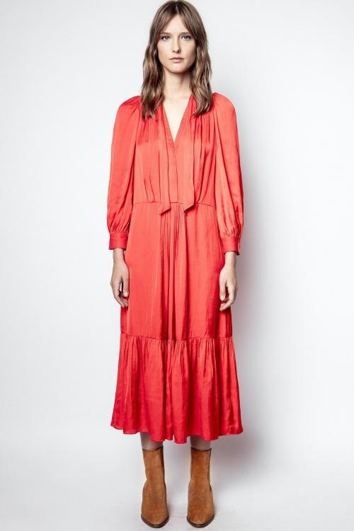 Zadig & Voltaire - Robe longue