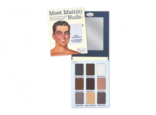 theBalm - Palette yeux Meet Matt(e) Nude™