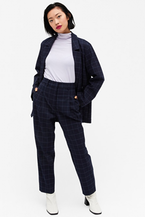 Monki - Pantalon droit