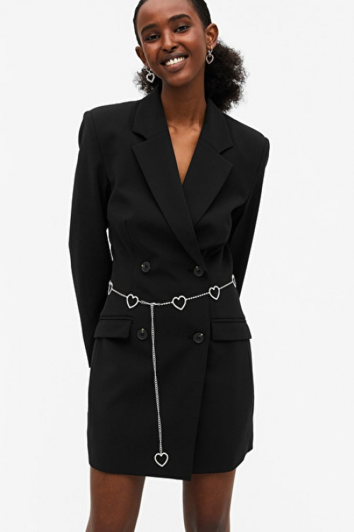 Monki - Robe blazer