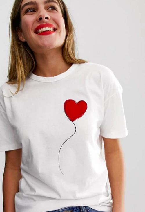 Wednesday's girl - T-shirt