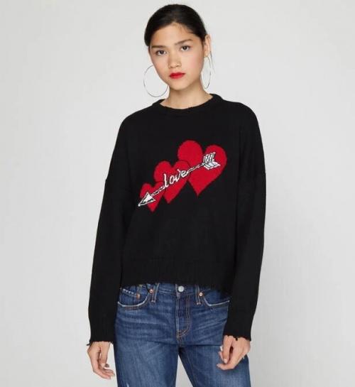 Red Valentino - Pull love