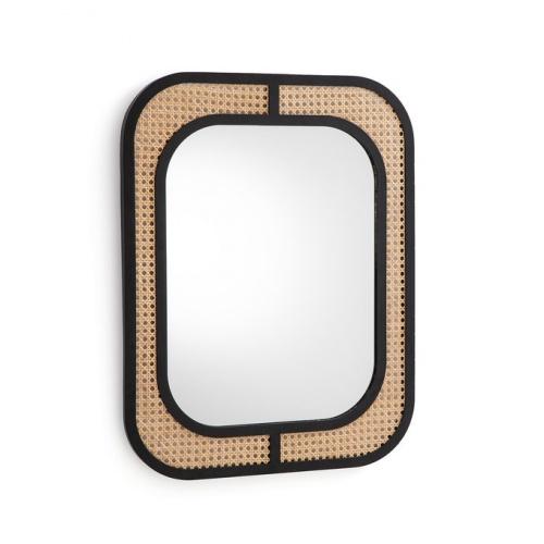 La Redoute Interieurs - Miroir effet rotin