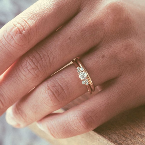 Gemmyo - Bague de fiançailles