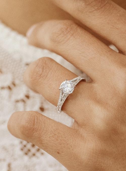 Amantys - Bague de fiançailles