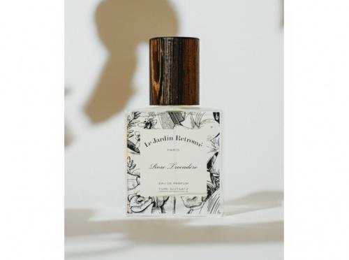 Le Jardin Retrouvé - Rose Trocadéro