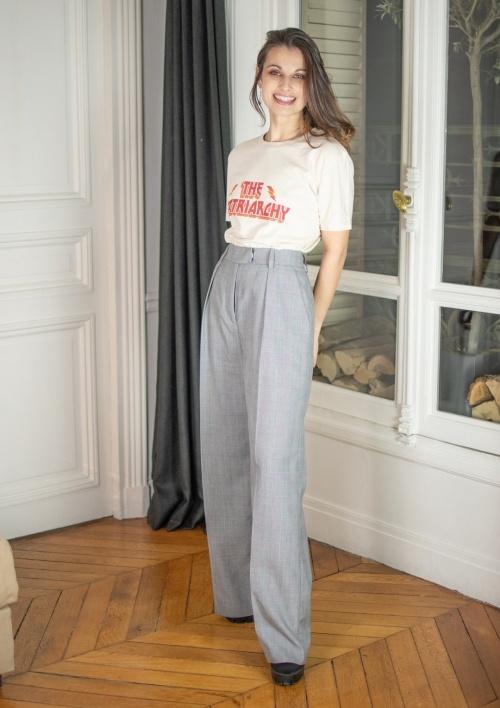 Bélines - Pantalon large