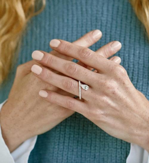 Kimaï - Bague de fiançailles