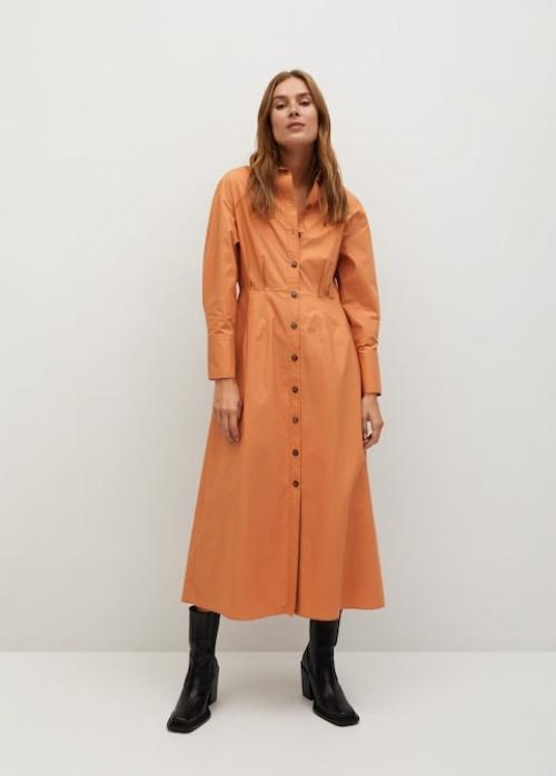 Mango - Robe chemisier
