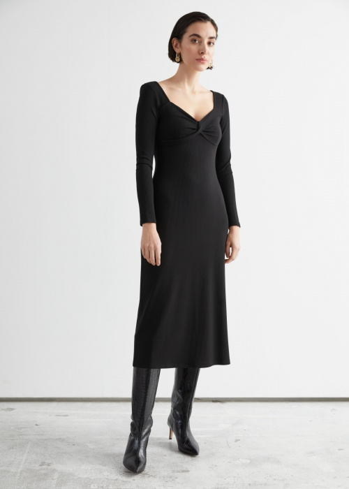 &Other stories - Robe pull