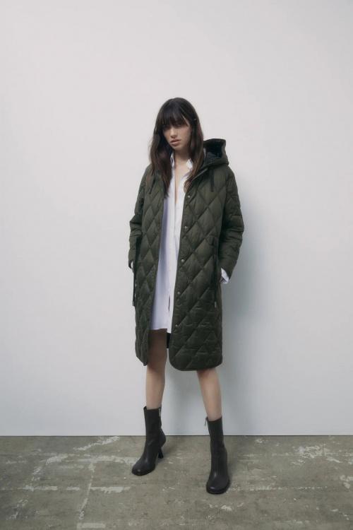 Zara - Manteau coupe-vent