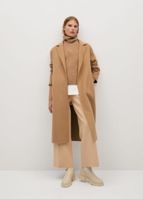 Mango - Manteau laine