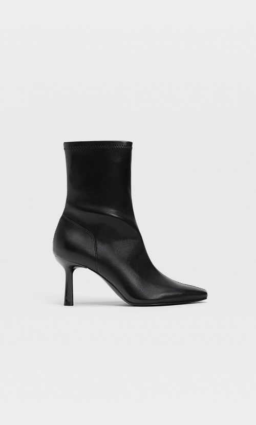 Stradivarius - Bottines à talons