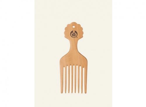 The Body Shop - Peigne Boucles Naturelles