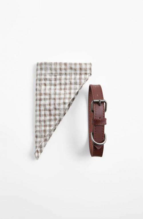 Zara - Collier avec bandana