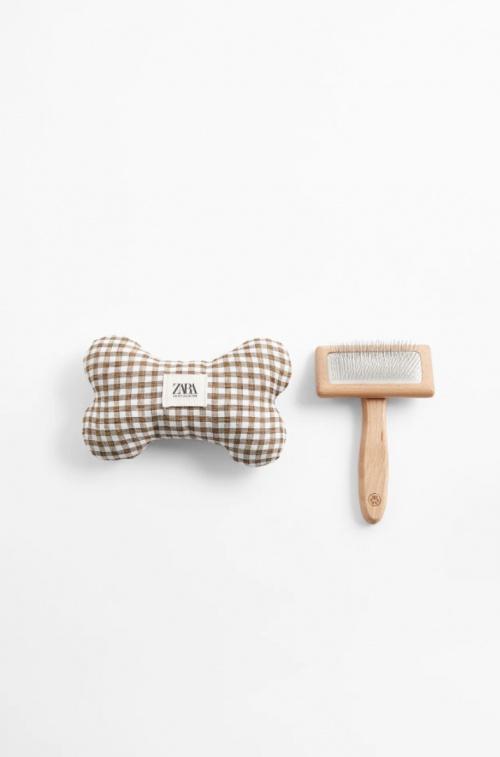 Zara - Kit brosse et jouet