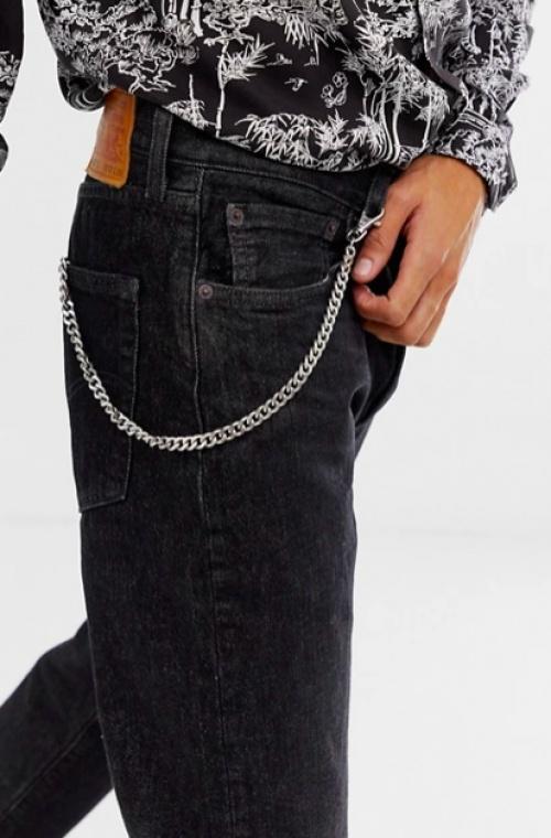Asos DESIGN - Chaîne pantalon