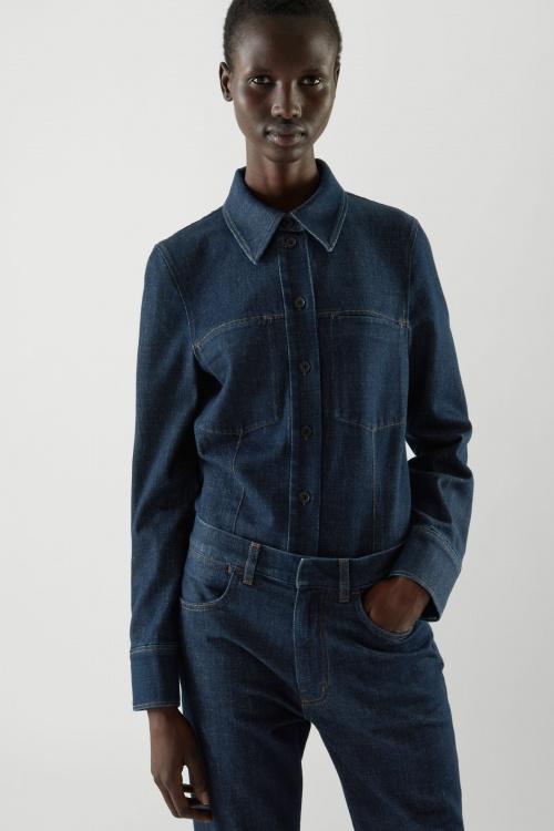 Cos - Chemise en jean