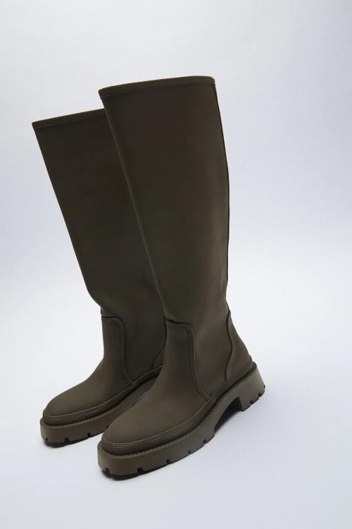 Zara - Bottes de pluie