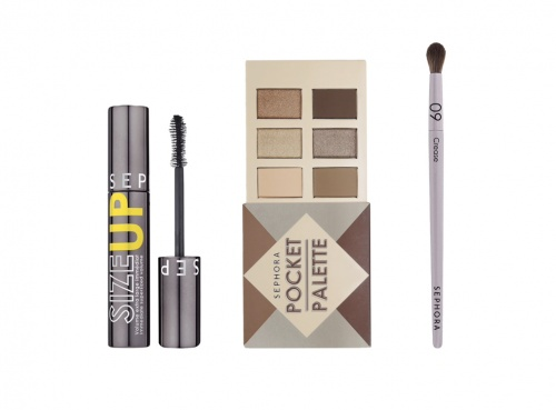 Sephora Collection - Kit Maquillage Des Yeux