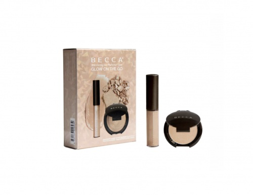 BECCA Cosmetics - Coffret highlighter